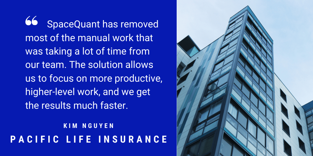 Quote of Pacific Life Insurance with image