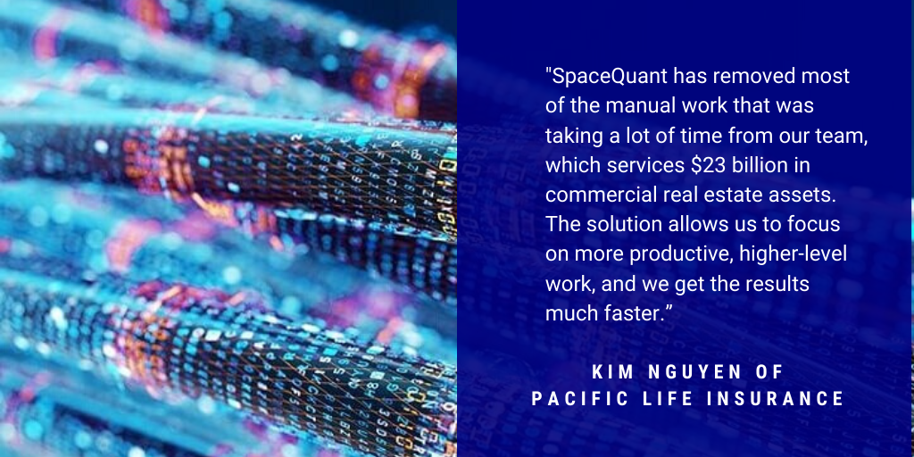 SpaceQuant solution allows users to focus on more productive, higher-level work, and get the best results much faster.